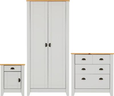 Ludlow White & Grey